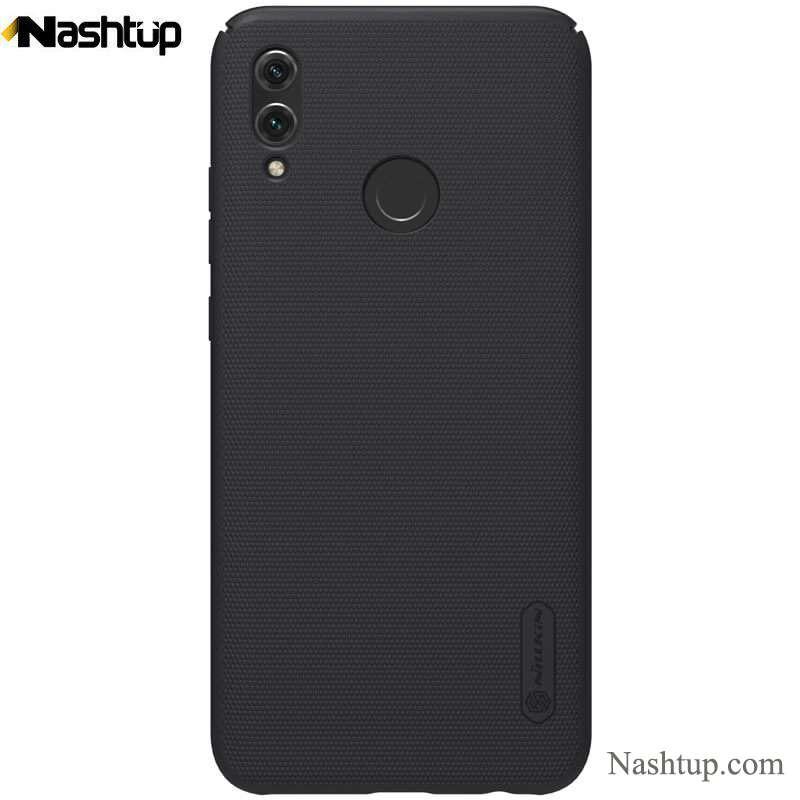 قاب اصلی نیلکین مشکی برای گوشی Huawei Honor 10 Lite | Huawei Honor 10 Lite Black Nillkin Super Frosted Shield Case
