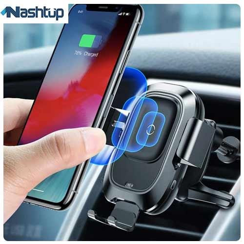 پایه نگهدارنده گوشی موبایل باسئوس مدل Smart