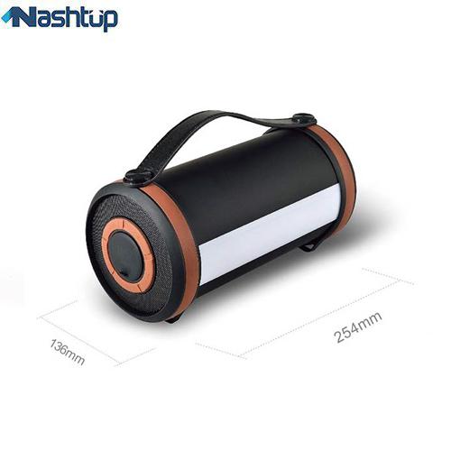 اسپیکر بلوتوث قابل حمل سی جی مدل S22C- Cigii S22C Bluetooth Speaker