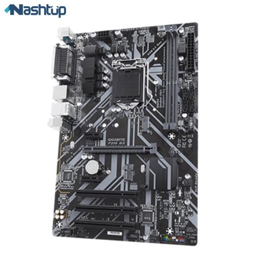 مادربرد کامپیوتر گیگابایت مدل P310 D3