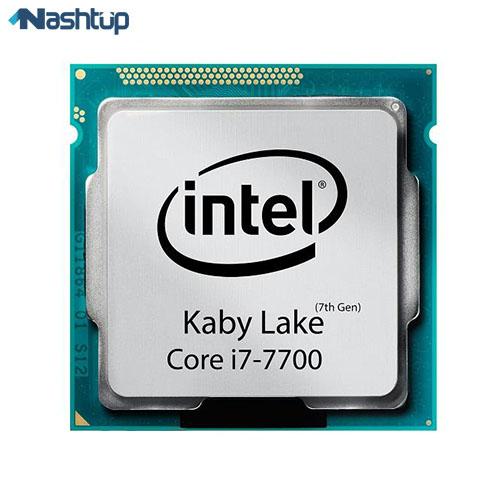 پردازنده مرکزی اینتل سری Kaby Lake مدل Core-i7 7700