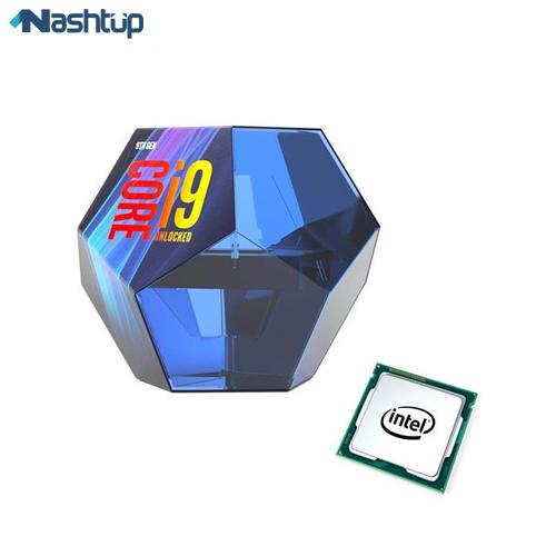 پردازنده مرکزی اینتل سری Coffee Lake مدل Core i9-9900K