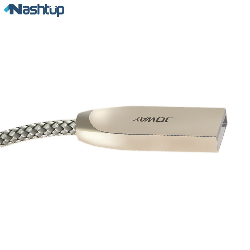 کابل تبدیل USB به لایتنینگ جووی مدل LI-91