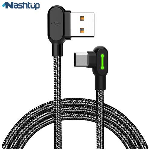 کابل تبدیل USB به USB-C مک دودو مدل CA-5281 طول 1.2 متر