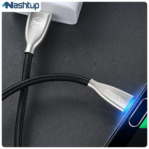کابل تبدیل USB به USB-C مک دودو مدل ca-542 طول 1.5 متر