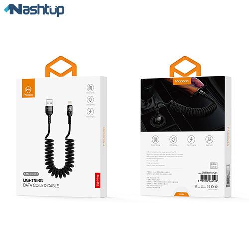 کابل تبدیل USB به لایتنینگ مک دودو مدل CA-6410 طول 1.8 متر