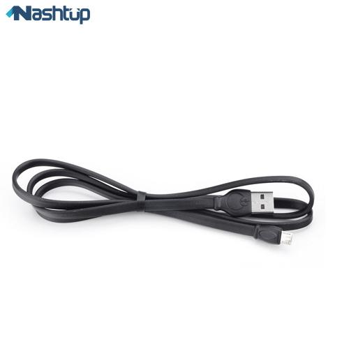 کابل تبدیل USB به USB-C دبلیو کی مدل WDC 023 طول 1 متر