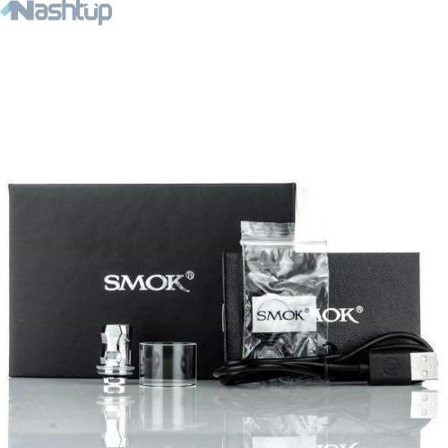 دستگاه ویپ SMOK مدل Mag Grip رنگ مشکی نقرهای