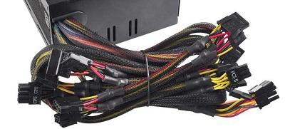 منبع تغذیه کامپیوتر ماژولار ایسوس مدل ROG-THOR-850P