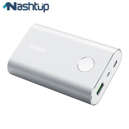 پاور بانک ۱۰۰۵۰ میلی‌ آمپری انکر PowerCore+ 10050mAh with Quick Charge 3.0 UN in Offline Packaging V3-A1311