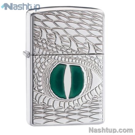 فندک زیپو مدل Dragon Eye برند Zippo کد 28807