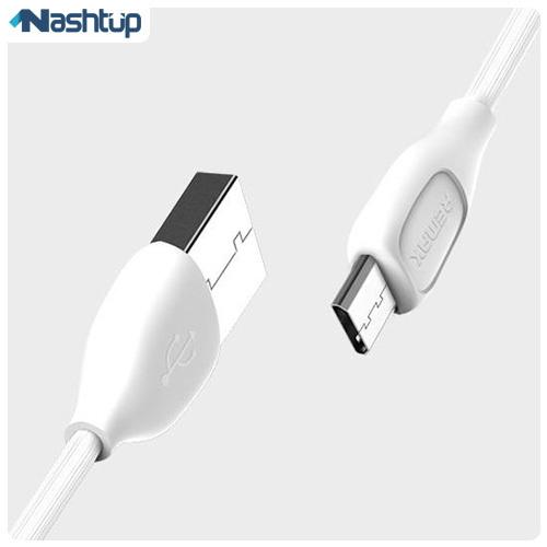 کابل تبدیل USB به microUSB ریمکس مدل RC-050m به طول 1 متر