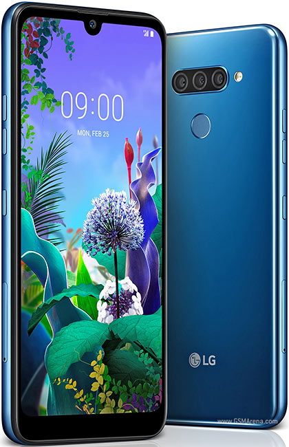 قاب گوشی ال جی LG Q60