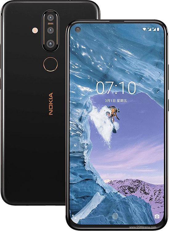 قاب گوشی نوکیا Nokia X71