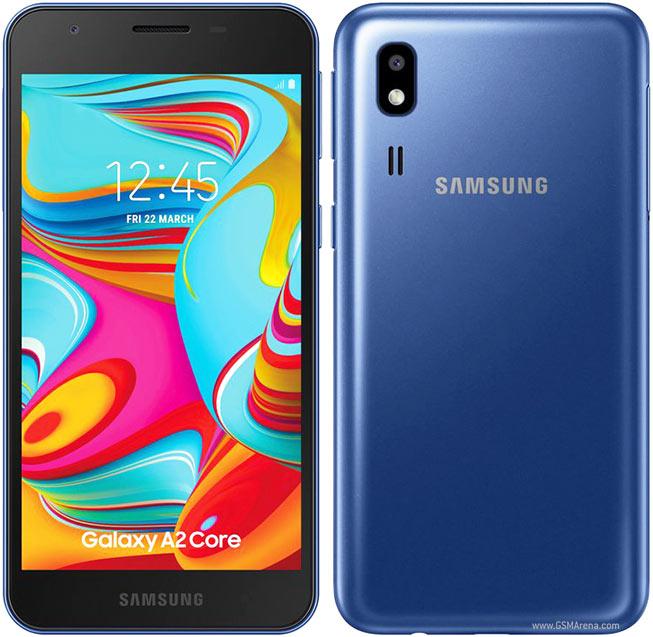 قاب گوشی سامسونگ Samsung Galaxy A2 Core