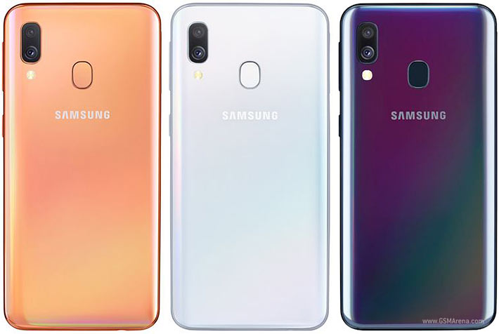 قاب گوشی سامسونگ Samsung Galaxy A40